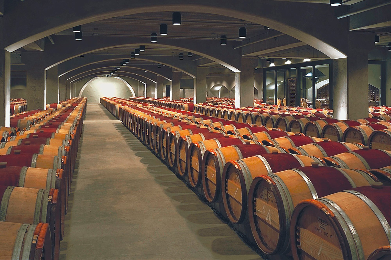 mondavi oak barrels